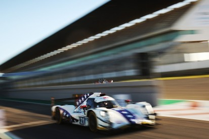 DragonSpeed to move up from ELMS to WEC's LMP1 class for 2018