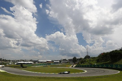 Frontrunning F1 drivers split on tyre choices for Brazilian GP