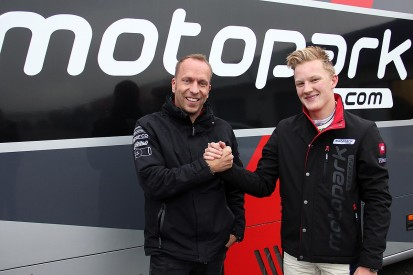 Motopark first team to sign a driver for 2018 European F3 season