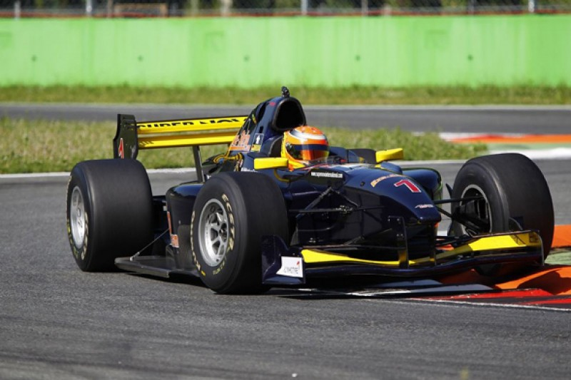 Monza Auto GP: Markus Pommer claims second consecutive pole