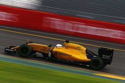 Renault's F1 engine development token spend irrelevant
