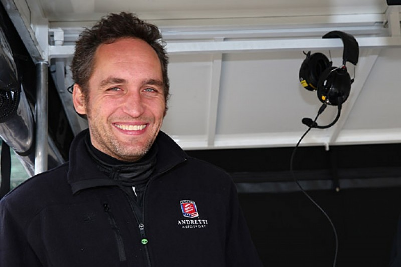 Franck Montagny to race for Andretti in Formula E