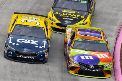 Front Row rules out Toyota NASCAR alliance, likely stick with Ford