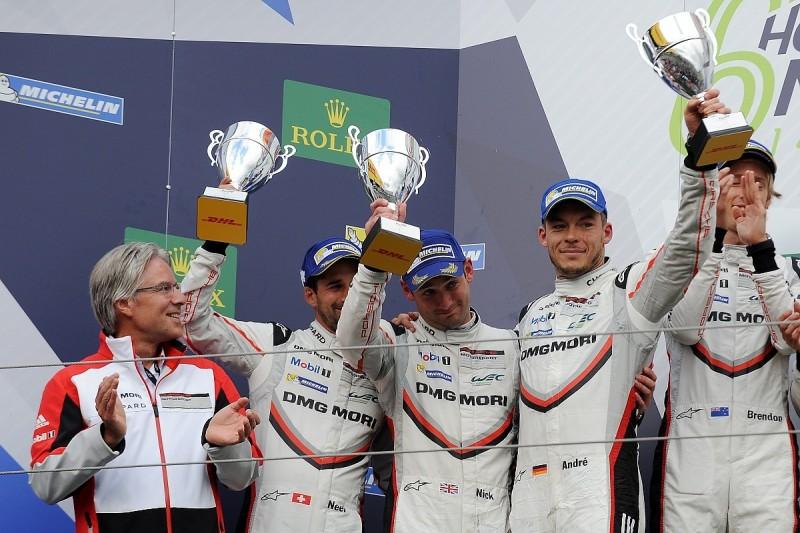 Porsche LMP1 drivers not guaranteed Formula E seats for 2019/20