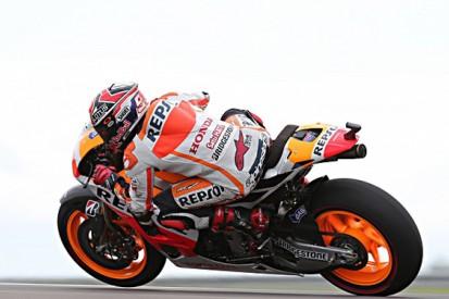 Mugello MotoGP: Marquez leads Rossi in first practice