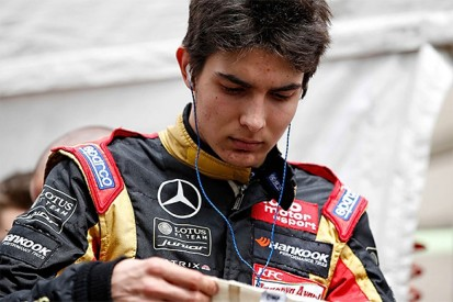 Hungaroring European F3: Esteban Ocon sets practice pace