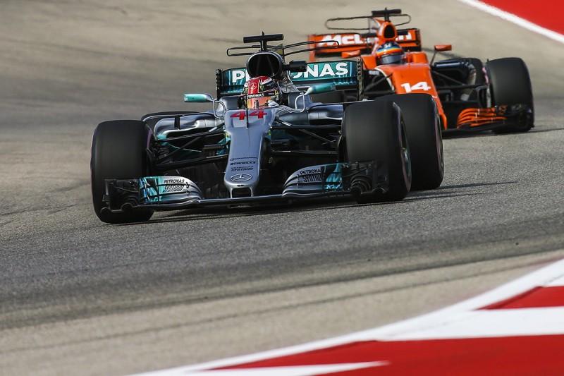 Lewis Hamilton's 2017 F1 championship was 'too easy' - Fernando Alonso
