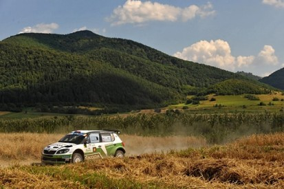 Romanian European Rally Championship round cancelled