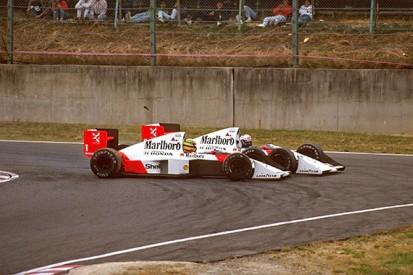 Mercedes F1 boss says Hamilton/Rosberg not like Senna/Prost