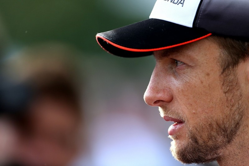 F1's new radio limits impossible to police - Jenson Button