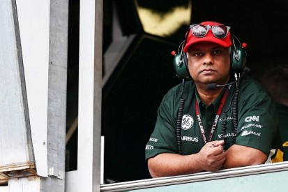 F1 team boss Tony Fernandes insists Caterham Group is not for sale