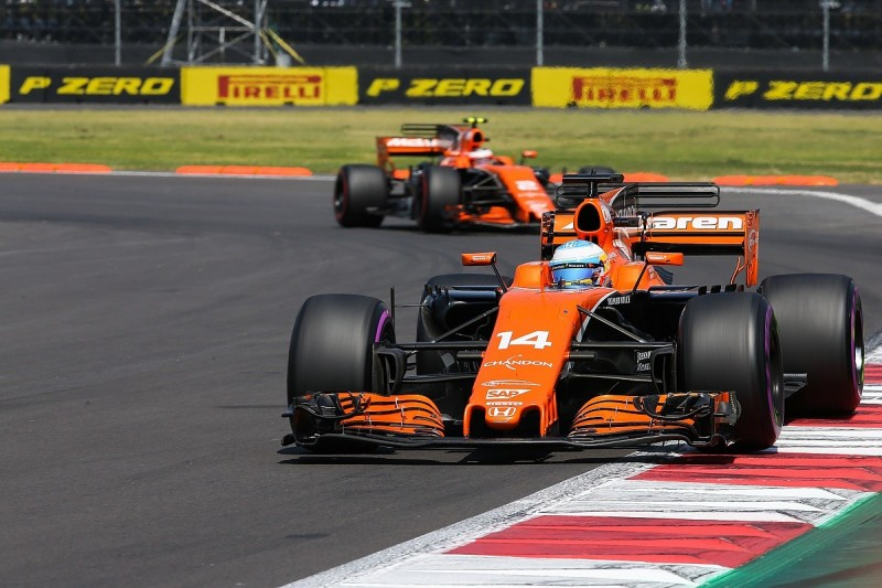 Mexican GP: Honda 'very ashamed' by large grid penalties