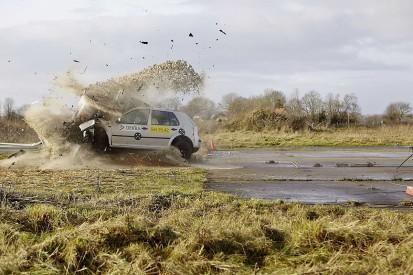 FIA makes rally armco safety breakthrough