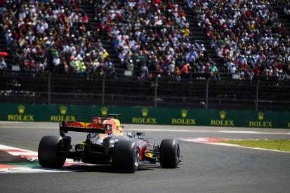 Red Bull's Daniel Ricciardo to take Mexican GP grid penalty