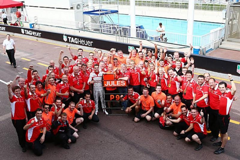 Marussia closes on $30million F1 prize money boost