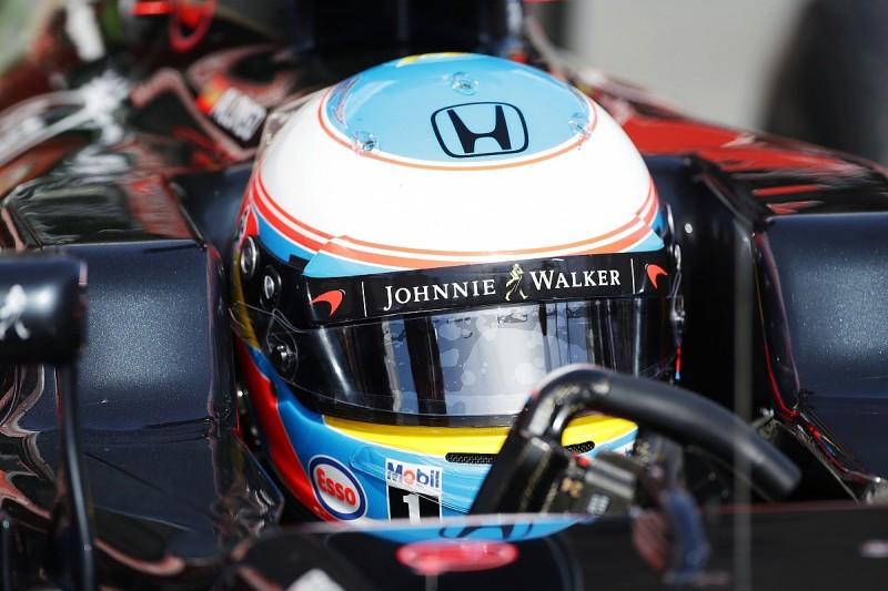 New radio restrictions for 2016 are 'strange' - Fernando Alonso