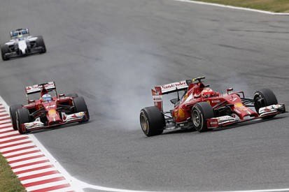 Kimi Raikkonen struggles at Ferrari no surprise - Felipe Massa