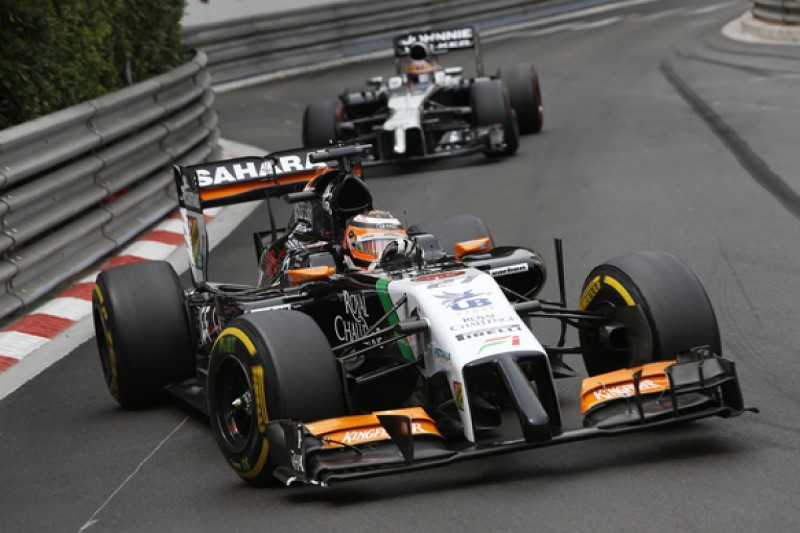 Nico Hulkenberg urges Force India to tackle rear grip issue