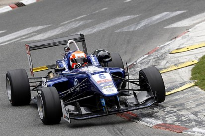 Ed Jones to miss three F3 European rounds due to back injury