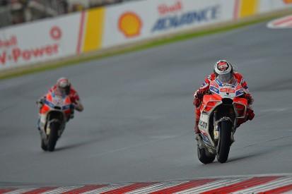 MotoGP Malaysia: Lorenzo 'didn't see' code to let Dovizioso past
