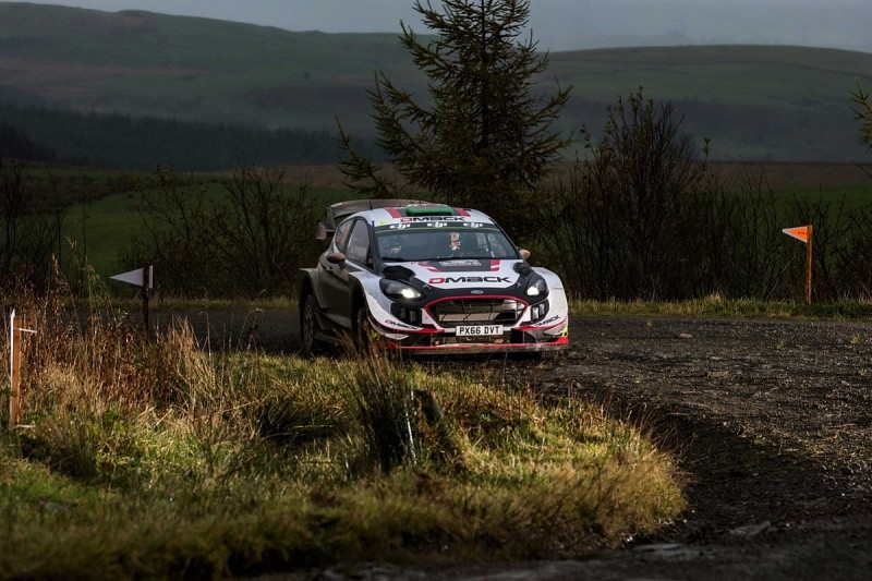 Rally GB: Evans two stages from ending 17-year wait for home win