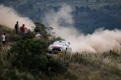 FIA ordered Rally Argentina to revamp its 2016 WRC route