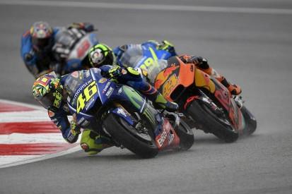 Valentino Rossi: Yamaha MotoGP bike dangerous and impossible in wet