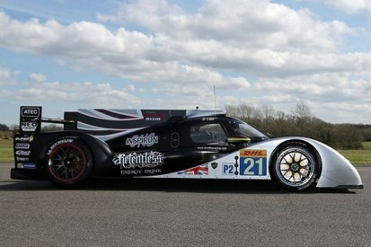 Strakka Dome LMP2 withdraws from 2014 Le Mans 24 Hours