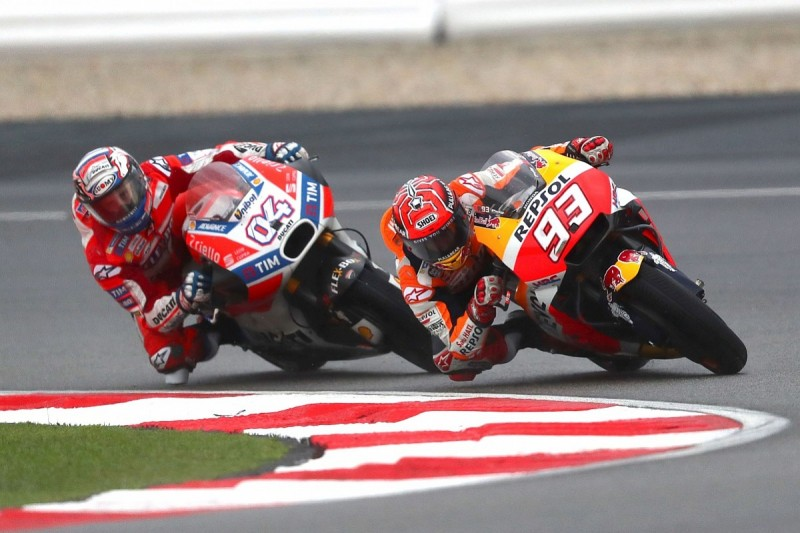 MotoGP Sepang: Marquez becoming champion early wasn't worth risk