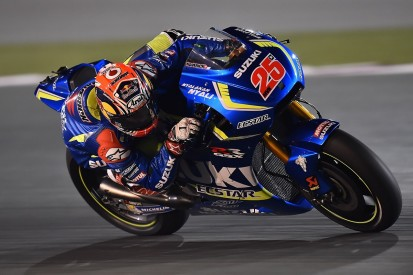 Suzuki to try latest seamless MotoGP gearbox in Qatar GP practice