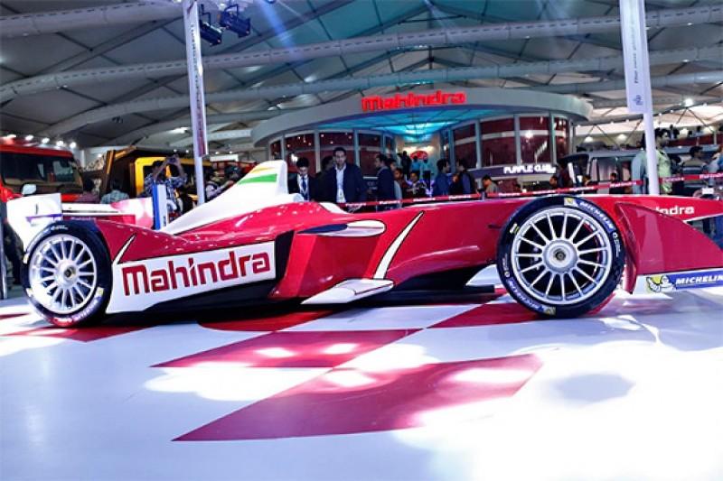 Senna, Chandhok join Formula E grid with Mahindra