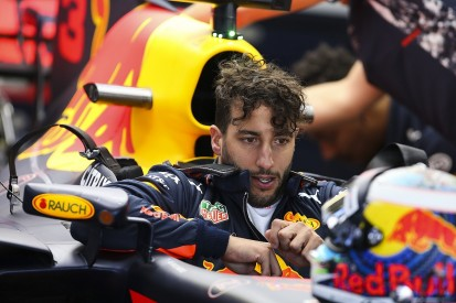 Red Bull considers tactical F1 engine change for Ricciardo in Mexico