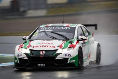 Motegi WTCC: Michelisz gives Honda home pole after China exclusion