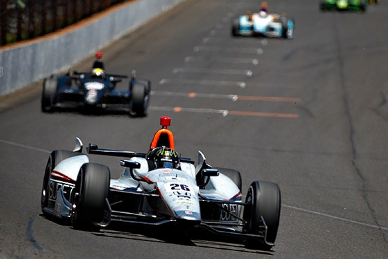 Andretti open to working with Busch again after Indy 500 success