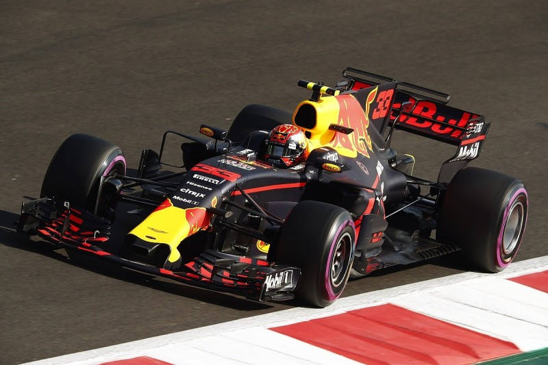 Mexican GP: Max Verstappen keeps Red Bull on top in practice three
