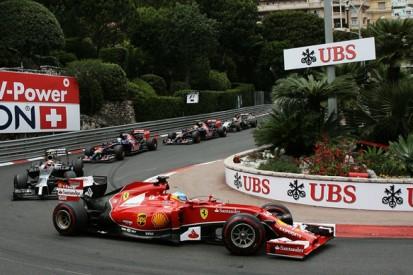 Monaco GP: Fernando Alonso's Ferrari had ERS, brake issues