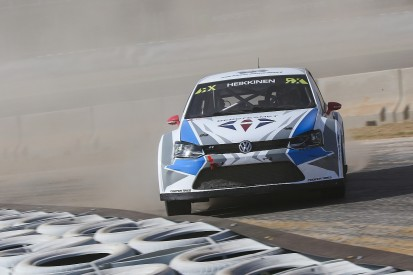 Volkswagen pushing for electric rallycross series