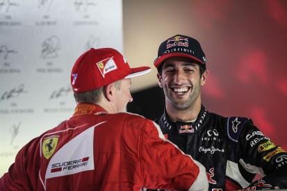 Alan Jones: Ferrari F1 team should replace Raikkonen with Ricciardo