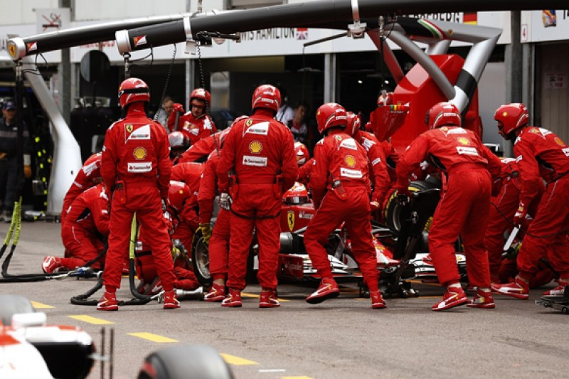 Monaco GP: Kimi Raikkonen says Max Chilton destroyed his race