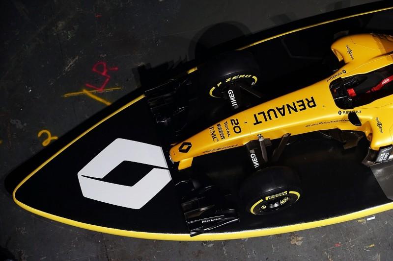 Renault brings F1 engine upgrades to Australian Grand Prix