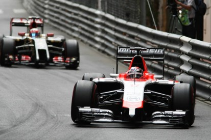 Monaco GP: Jules Bianchi says Marussia's first F1 points not luck