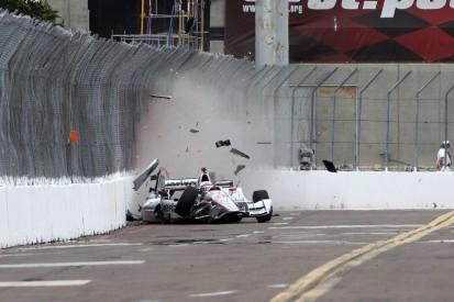 Penske explains slow diagnosis of Will Power's IndyCar concussion