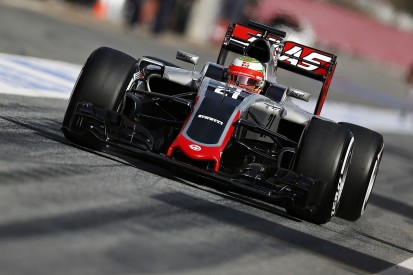 Haas to take more control from Ferrari during first season in F1