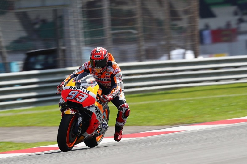 MotoGP Sepang: Frustrated Marquez says 'everything was wrong'