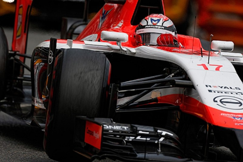 Fernando Alonso 'very proud' of Jules Bianchi after first F1 points