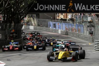 Monaco FR3.5: Norman Nato claims maiden victory