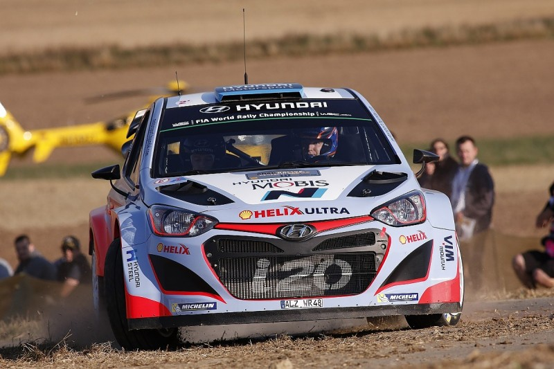 Hyundai adds fourth car for Kevin Abbring on upcoming WRC rallies