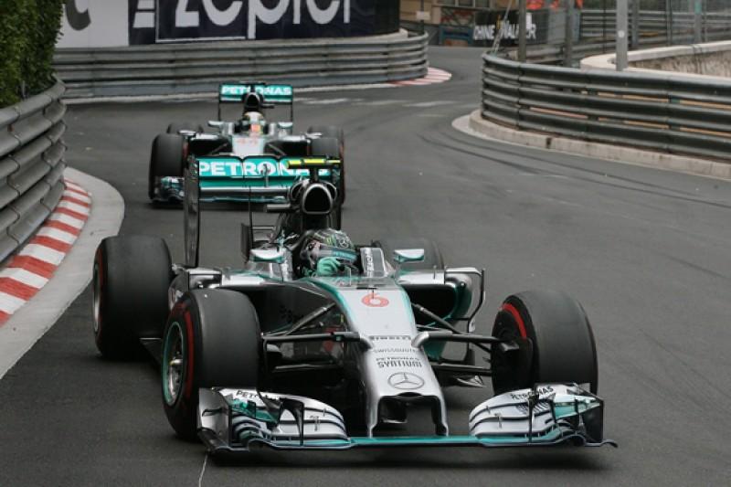 Monaco GP: Nico Rosberg beats Lewis Hamilton and gets points lead