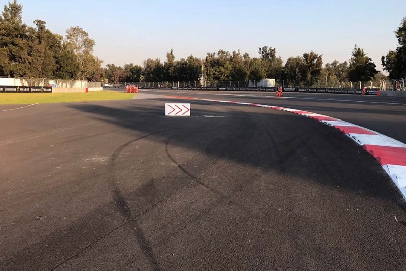 More changes to Formula 1 track limits rules at Mexican Grand Prix