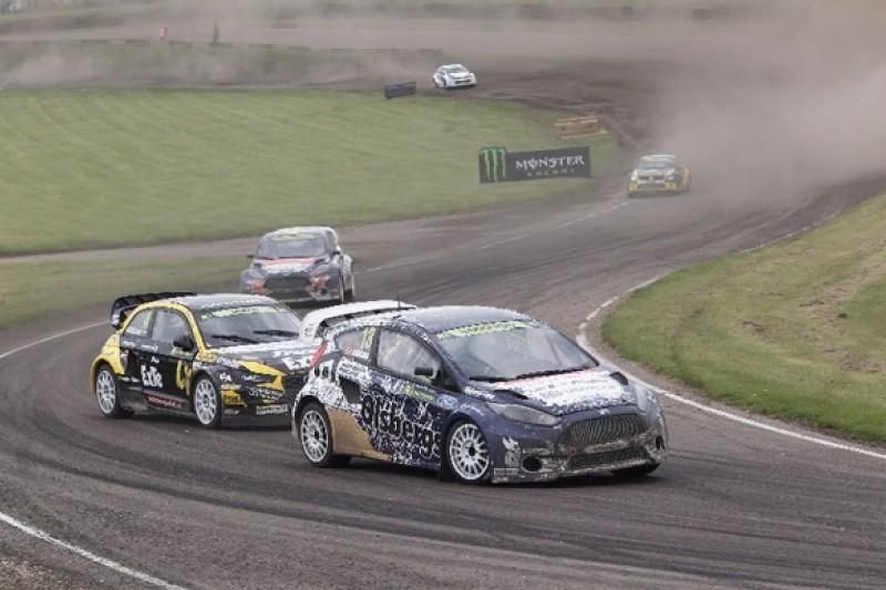 Lydden World Rallycross: Bakkerud wins, Jordan takes podium